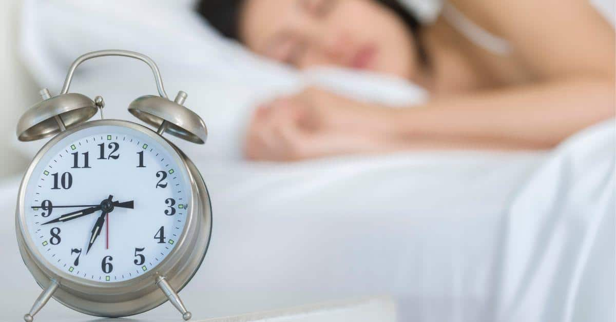 sleeping during pregnancy and postpartum