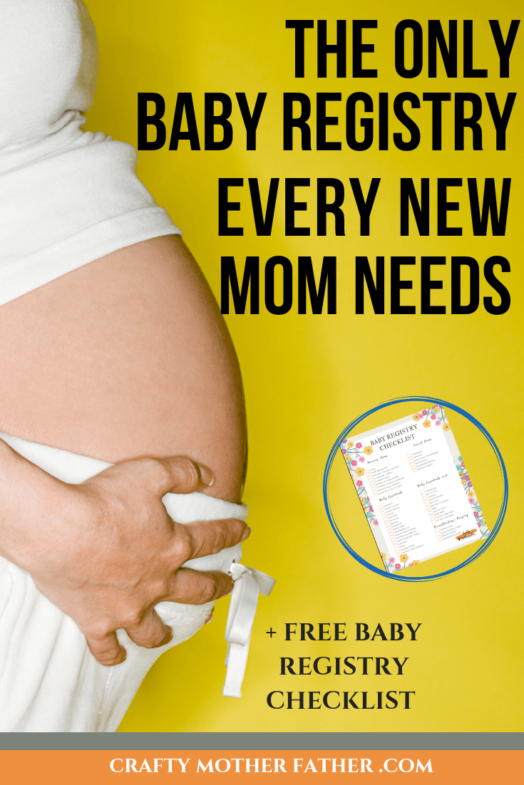 Pregnant Moms Are Choosing To Make Baby Registries W/ One ...