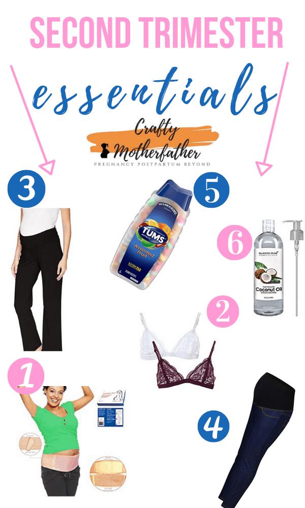 second trimester pregnancy essentials