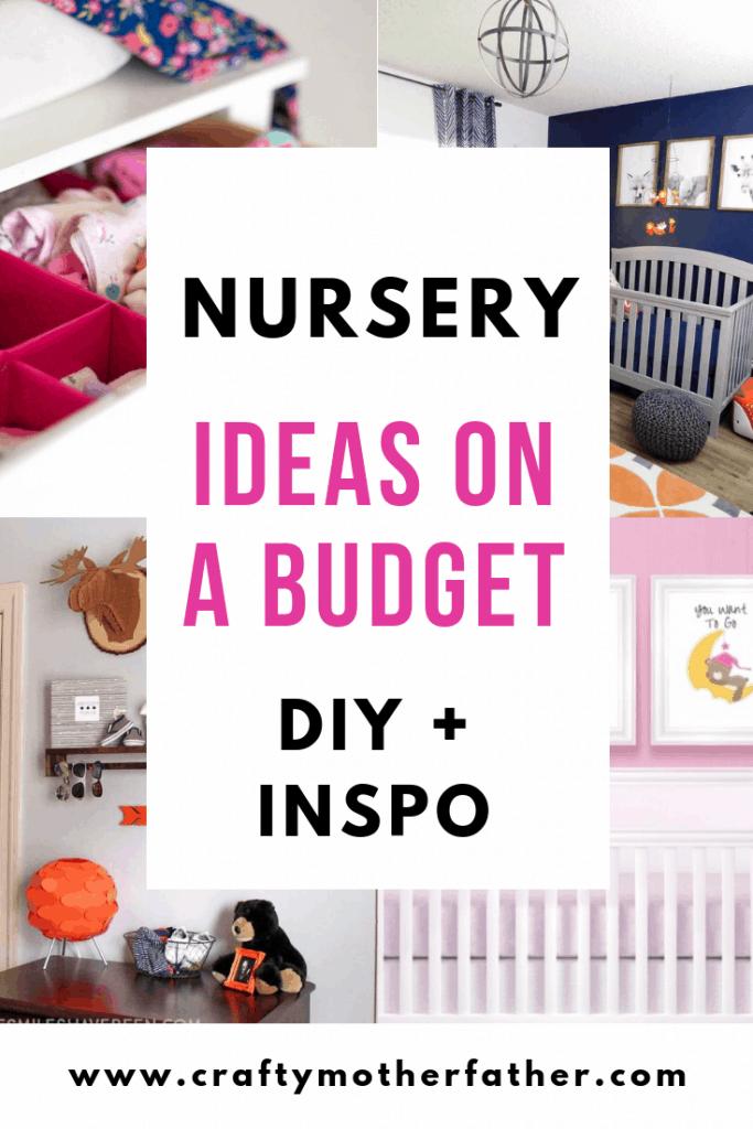 9 inspiring nursery ideas for a budget