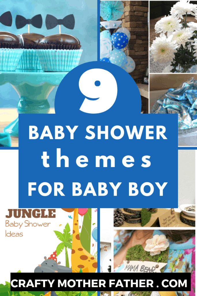 baby shower theme ideas for boys and favor ideas for a baby boy baby shower