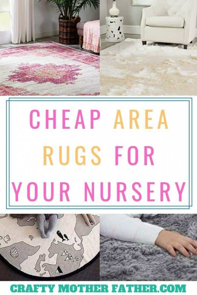 Most Affordable Rugs For Your Nursery