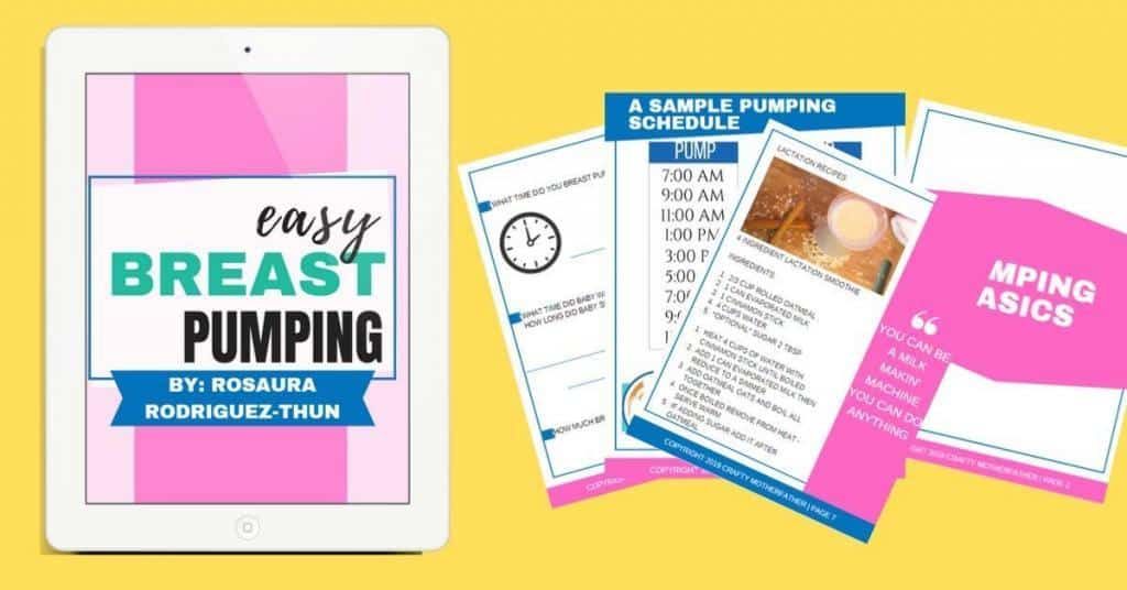the easy breast pumping ebook for exclusive pumpers is the one book on how to exclusively pump and make it easier for yourself