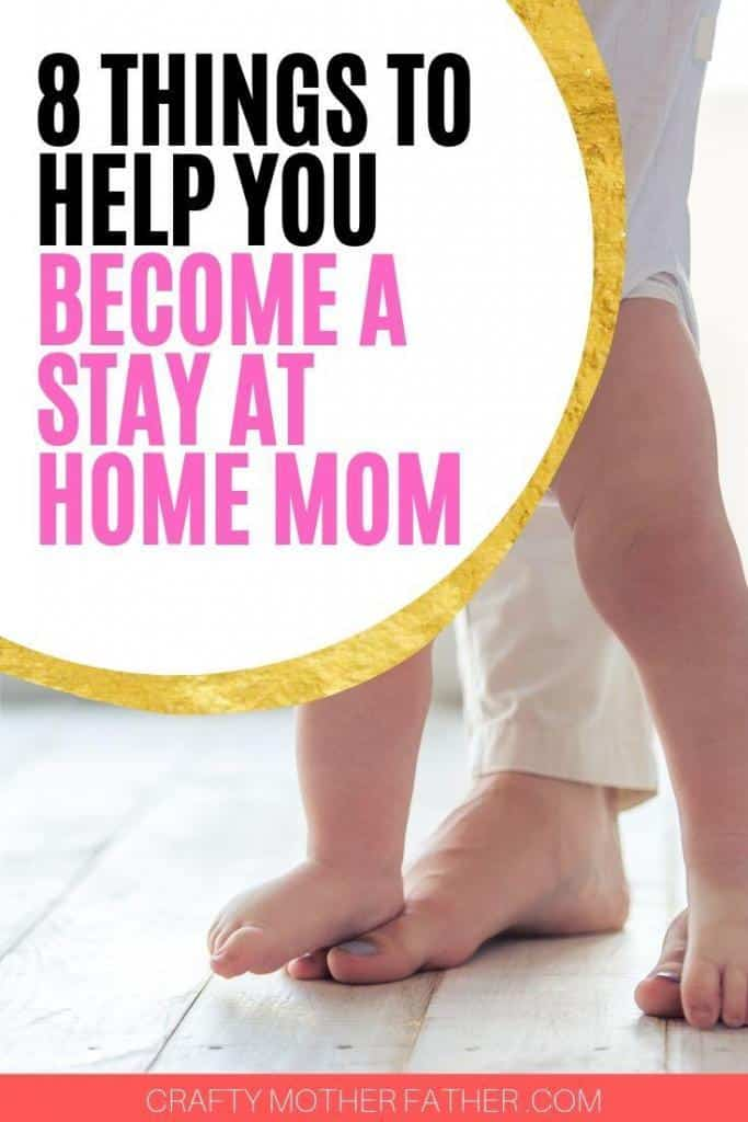 how to afford staying home while pregnant