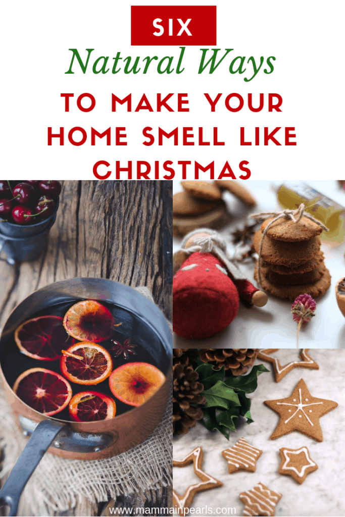 family christmas traditions making your home smell like the holidays