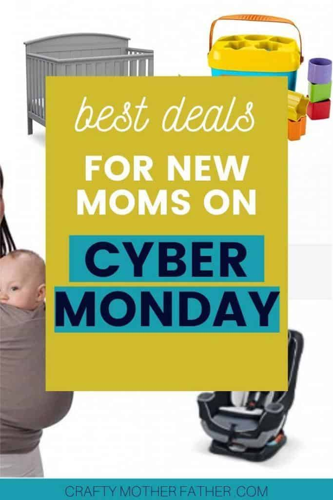 best cyber monday deals for pregnant and new moms