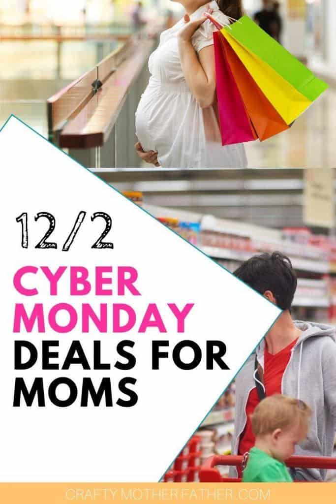 the best cyber monday deals for pregnant and new moms from solutions mommy