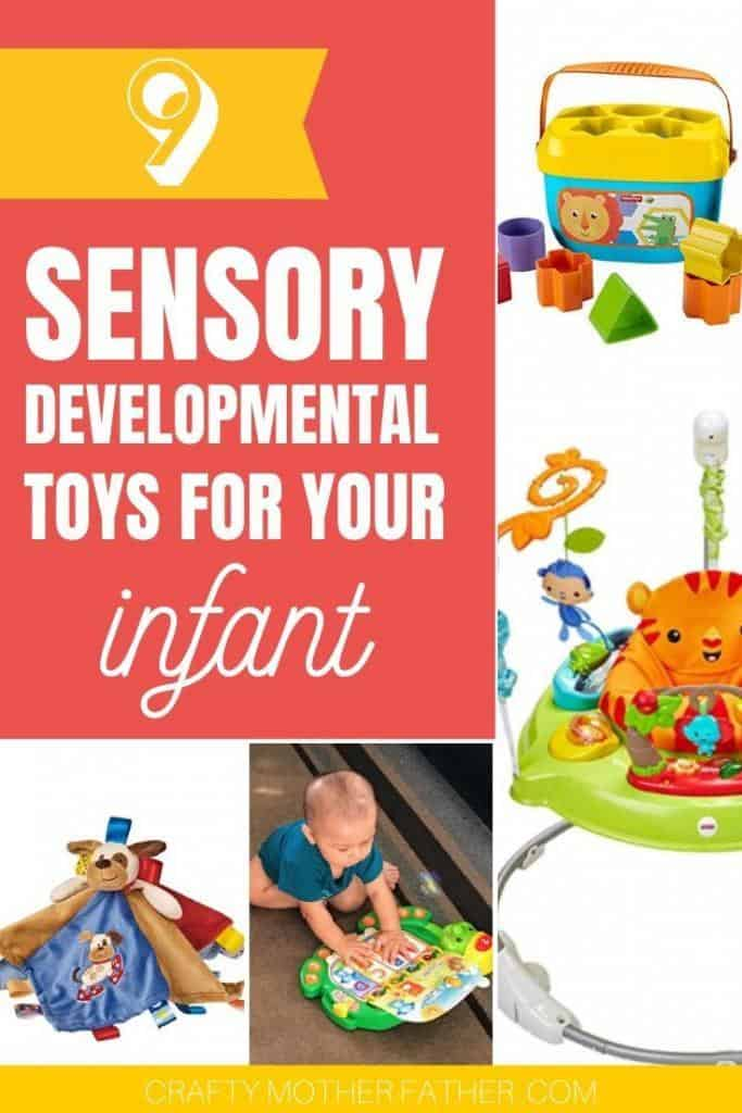 the best developmental toys for infants from 0-12 months, great for 2 months and up