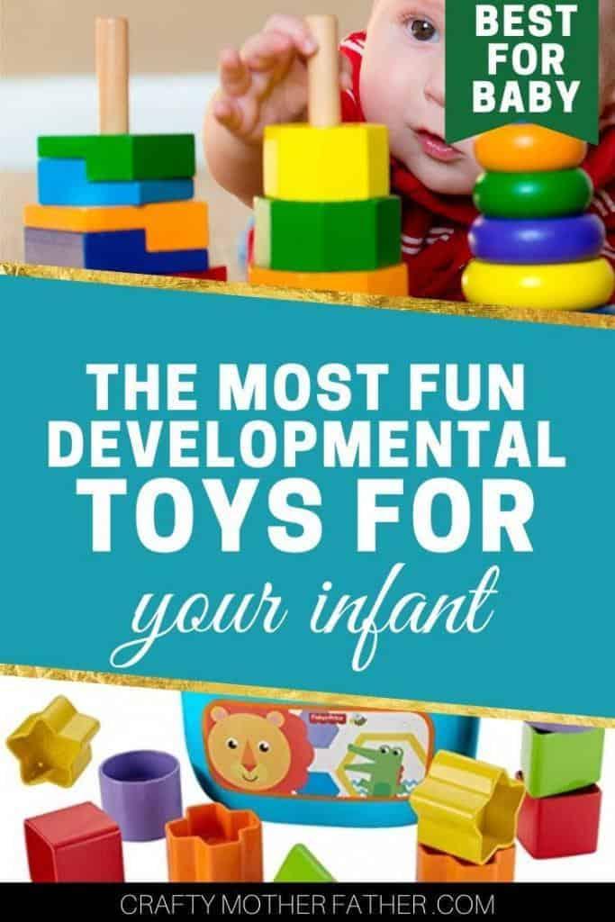the best developmental toys for infants