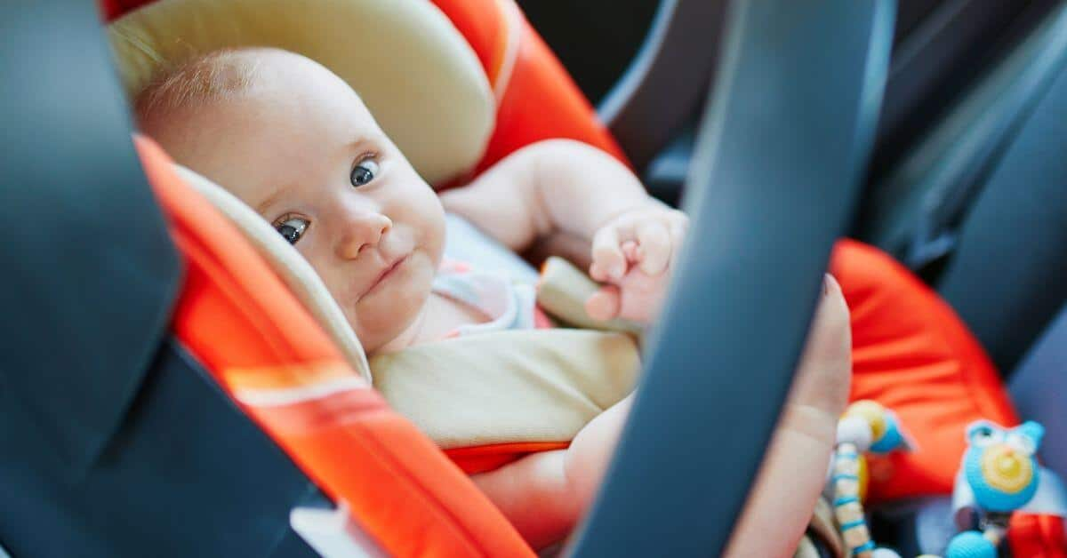 the best narrow car seats for small car or when you need to fit 3 car seats in the back