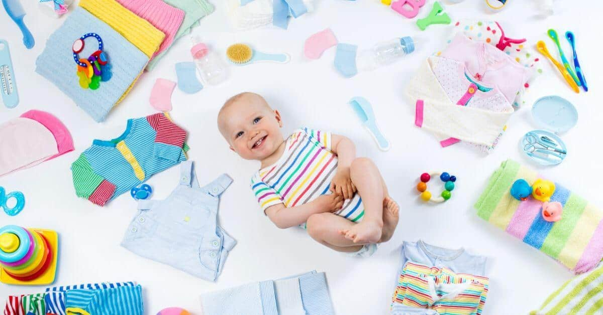 how to get free baby stuff in this new year. Some of the items require no shipping fee while others need to pay a small fee to get them for free
