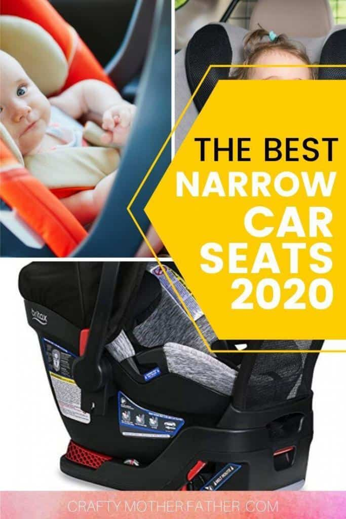 the best narrow car seats for this year