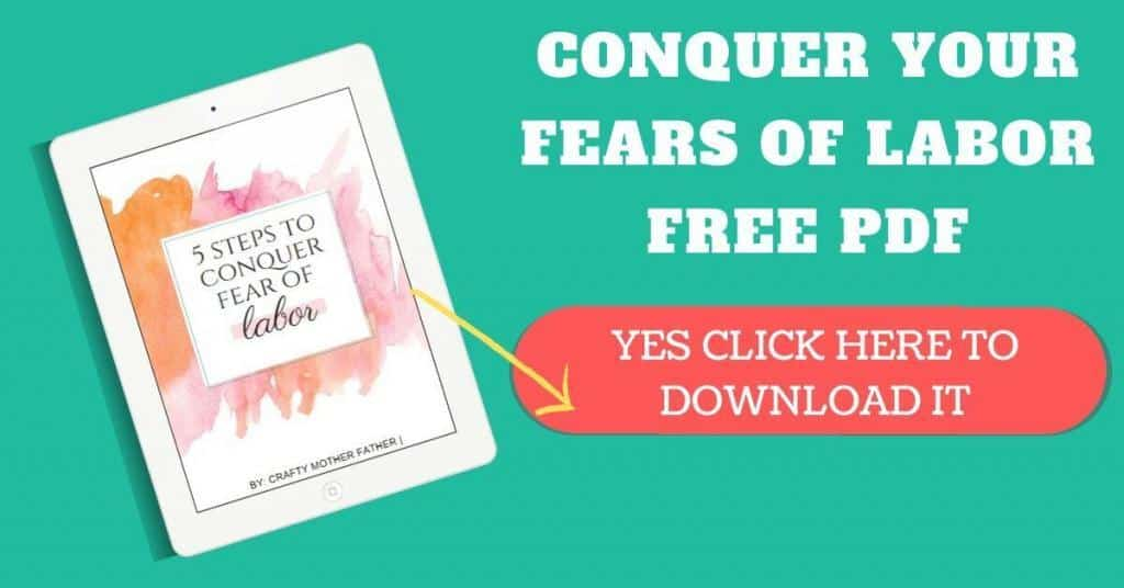 5 Steps to Conquer Fear of Labor Guide