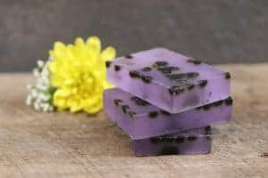 elderberry soap as a diy gift for mothers day
