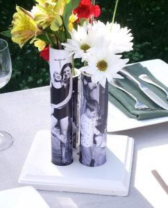 how to make an easy gift for mothers day see how to make a photo vase