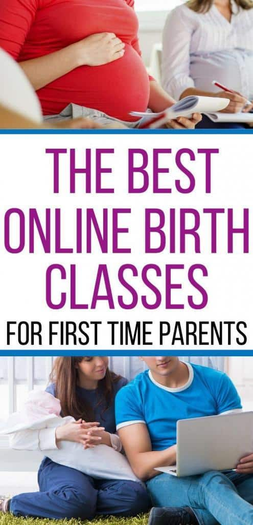 the best online childbirth classes for expecting parents help prepare a birthing person to give birth in a positive way