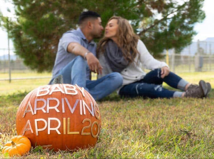 best fall pregnancy announcements