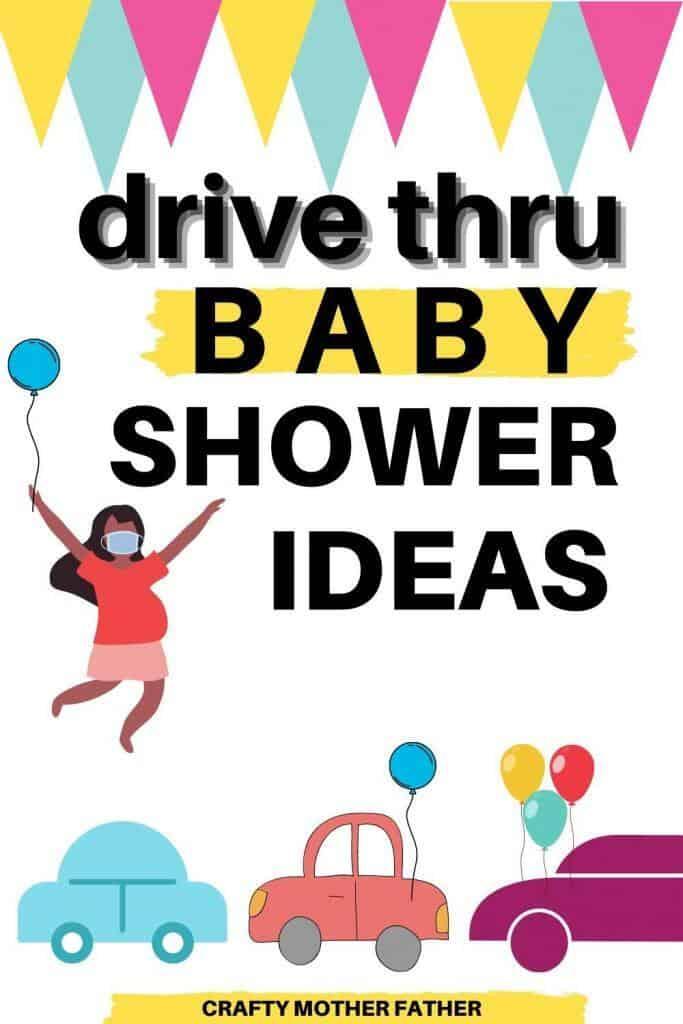 drive thru baby shower ideas