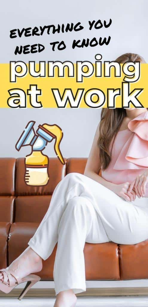 everything you need to know about pumping at work