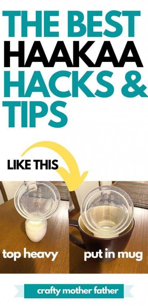 the best haakaa hacks and tips for breastfeeding moms