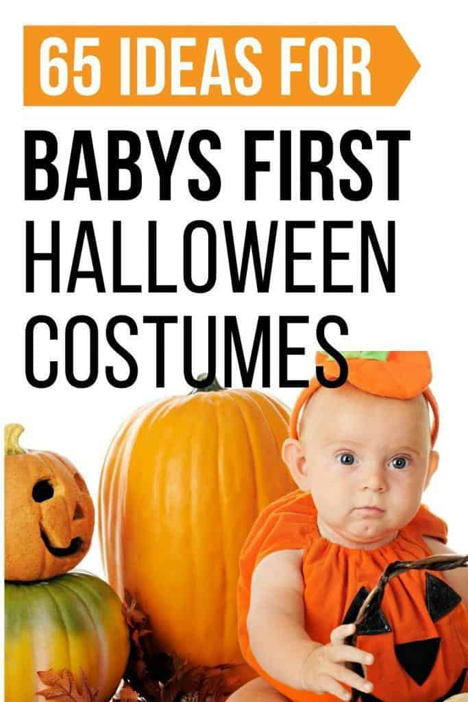 65 best ideas for babys first halloween costume