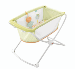 Fisher-Price Rock Portable Bassinet