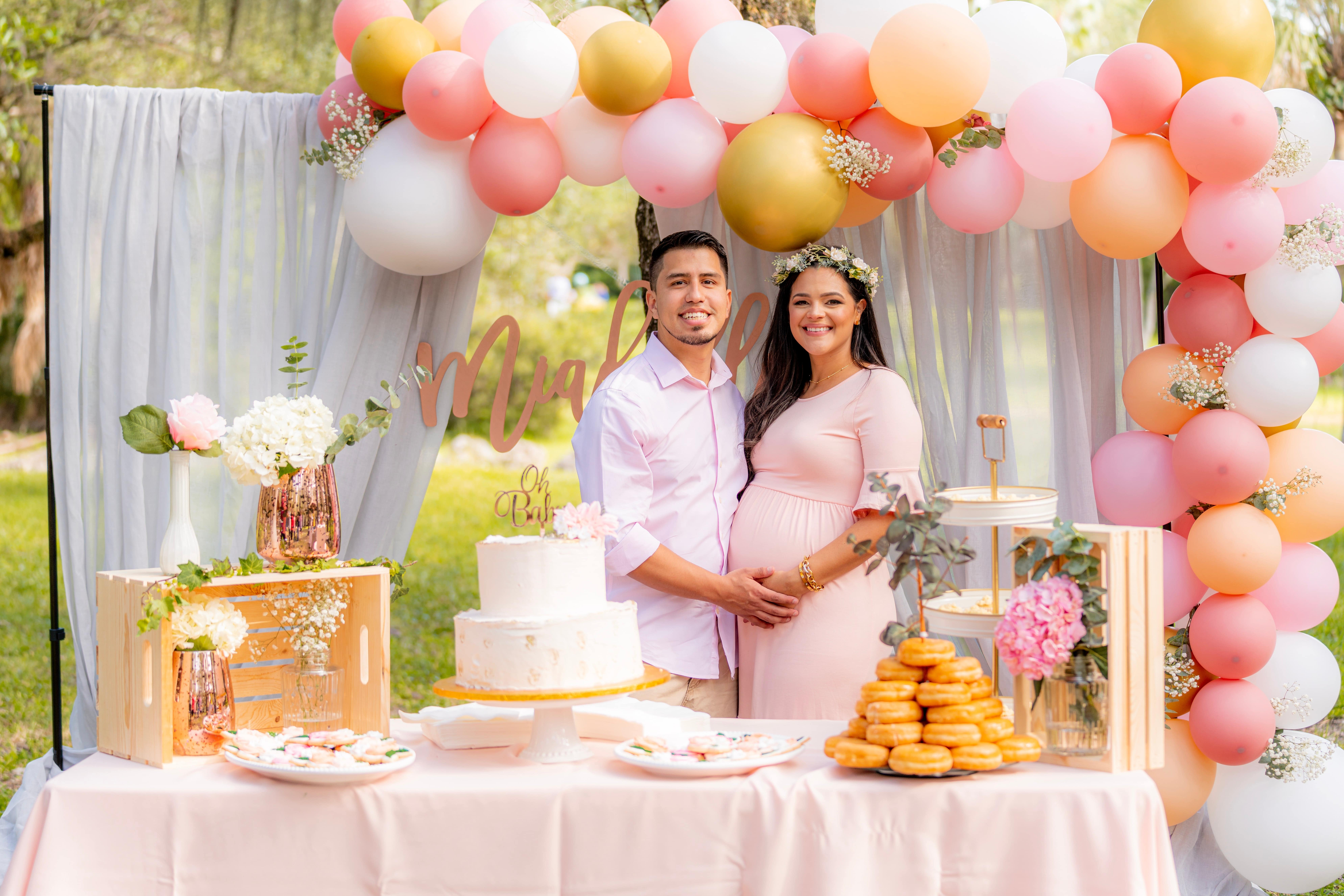 drive by baby shower ideas